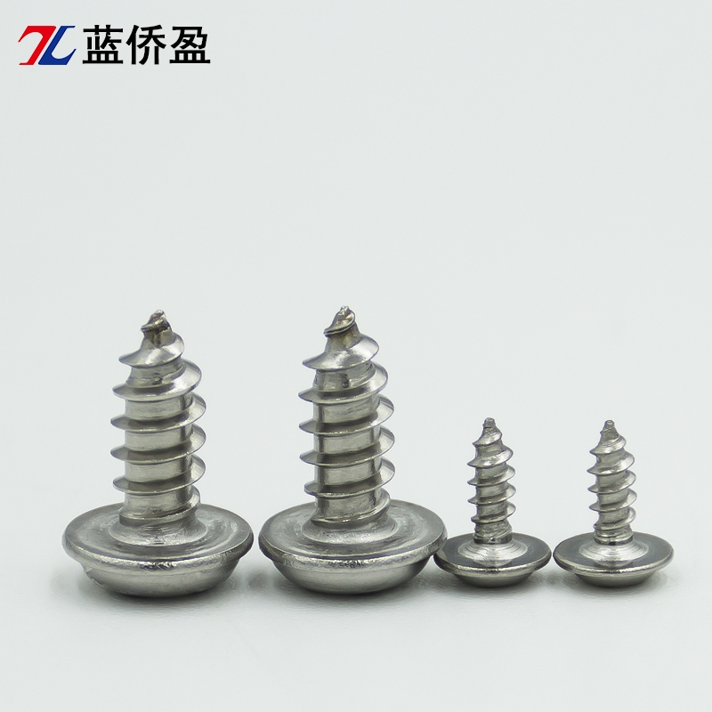 304 self tapping screw with pad